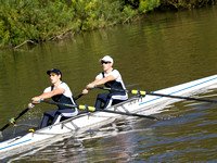 Wallingford Long Distance Scull Div  1 Doubles