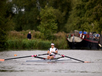 Wallingford Long Distance Sculls Div3 singles