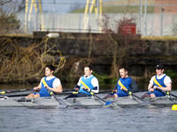 Burway head division 1 rowing races