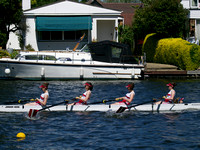 Walton and Weybridge regatta