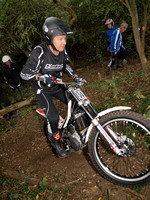 Oxford IXIO Ivan Davis Trial at Bletchingdon Scramble track
